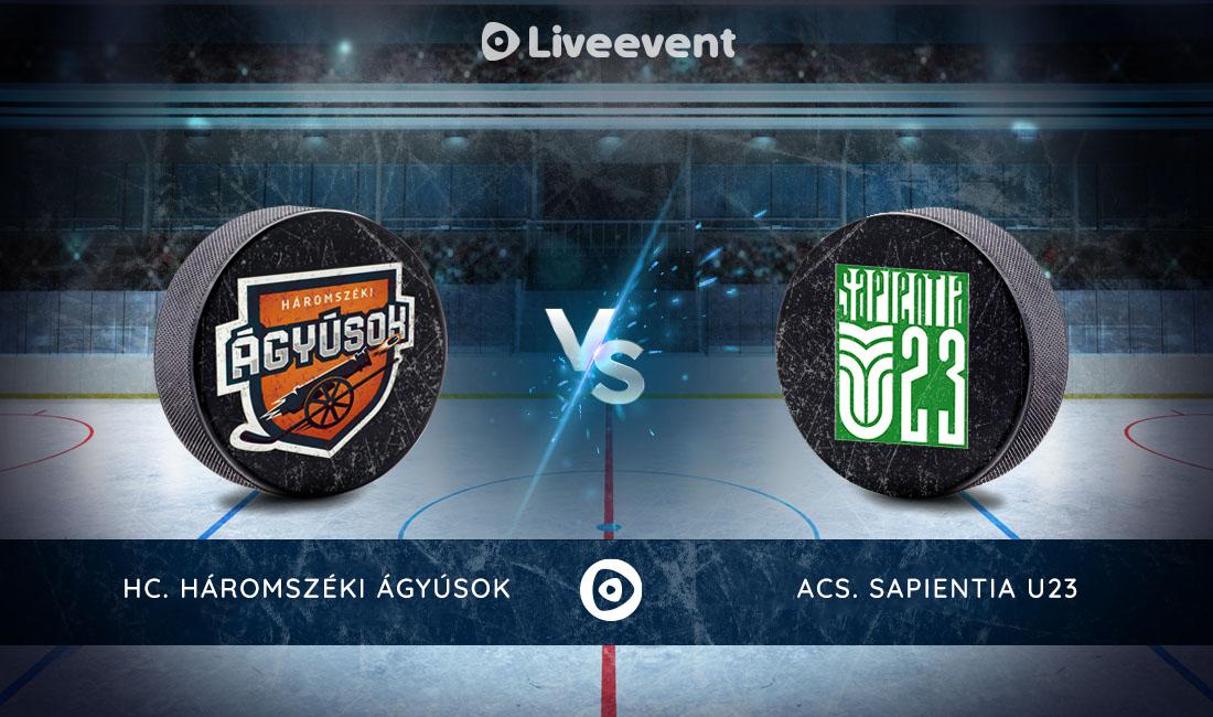 Highlights Háromszéki Ágyúsok VS. ACS. Sapientia U23 - CN12